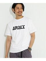 ARMYプリントTシャツ