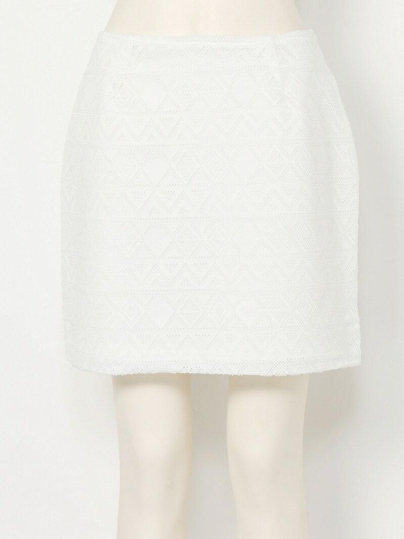 【SALE/70%OFF】デザインレースSK エゴイスト スカート【RBA_S】【RBA_E】