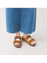 【BIRKENSTOCK】WEB限定 Arizona Soft Footbed/