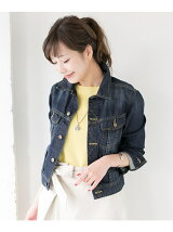 ROSSO×Lee Denim Jacket