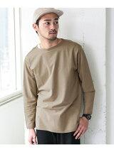 Drop Shoulder LONG-SLEEVE T-SHIRTS