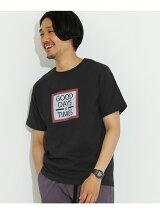 TIMESプリントTシャツ