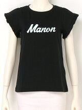 manonフリルTシャツ