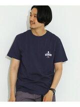 ArrowプリントTシャツ