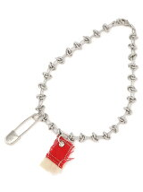 RAF SIMONS/ラフシモンズ/KNOT CHARM NECKLACE/ネックレス
