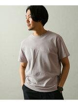 パッチワークTシャツ