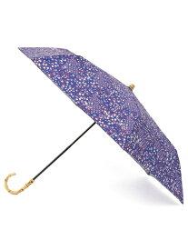 SHIPS WOMEN DEVEAUXSHORT晴雨傘 シップス ファッショングッズ 日傘/折りたたみ傘 ブルー ブラック【送料無料】