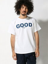 GOOD ON/(M)GO GOOD ON SS TEE