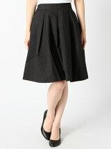 黒アソートフレアスカート