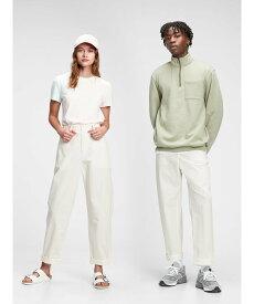 【SALE/24%OFF】GAP (M)Gapflex リラックステーパードパンツ ギャップ パンツ/ジーンズ ワイド/バギーパンツ ホワイト ネイビー グリーン ブラック