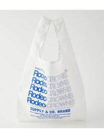 RODEO CROWNS WIDE BOWL SHOPPING BAG (2) ロデオクラウンズワイドボウル バッグ バッグその他 ホワイト ブラック グリーン レッド パープル