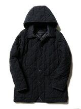 【予約】ビーミング by ビームス / 尾州ウールキルティング ブルゾン BEAMS ビームス 冬 コート キルティングコート