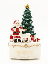 クリスマスLEDオルゴール
