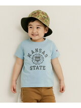 Champion×DOORS KANSAS Tシャツ(KIDS)