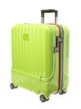 フロントオープンキャリーケース・スーツケース(M)機内持込可 容量約38L