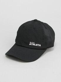 【SALE/30%OFF】ATHLETA ドットエアーコーチングキャップ アスレタ 帽子/ヘア小物 キャップ ブラック ブルー ホワイト
