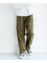 D'sh Over Dye Fatigue Trouser