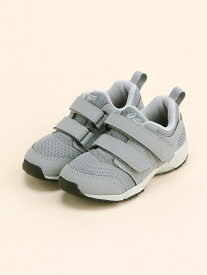 【SALE/49%OFF】asics (K)《アシックス公式》 子供靴 運動靴 【スニーカー】 SUKU2(スクスク)【MOOGEE MINI MS】 アシックスウォーキング シューズ キッズシューズ グレー