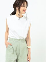UNIVERSAL OVERALL × B:MING by BEAMS / モックネック タンクトップ 20SS ビームス