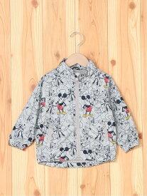 【SALE/24%OFF】GAP Babygap | Disney ミニーマウス パーカー ギャップ コート/ジャケット キッズアウター グレー