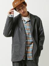 Dickies × BEAMS / 別注 ウール 3Bジャケット