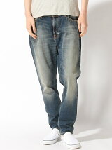 nudie jeans/(M)Brute Knut_スリムジーンズ