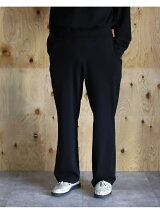 VAPORIZE / Easy Knit Shoe Cut Pants