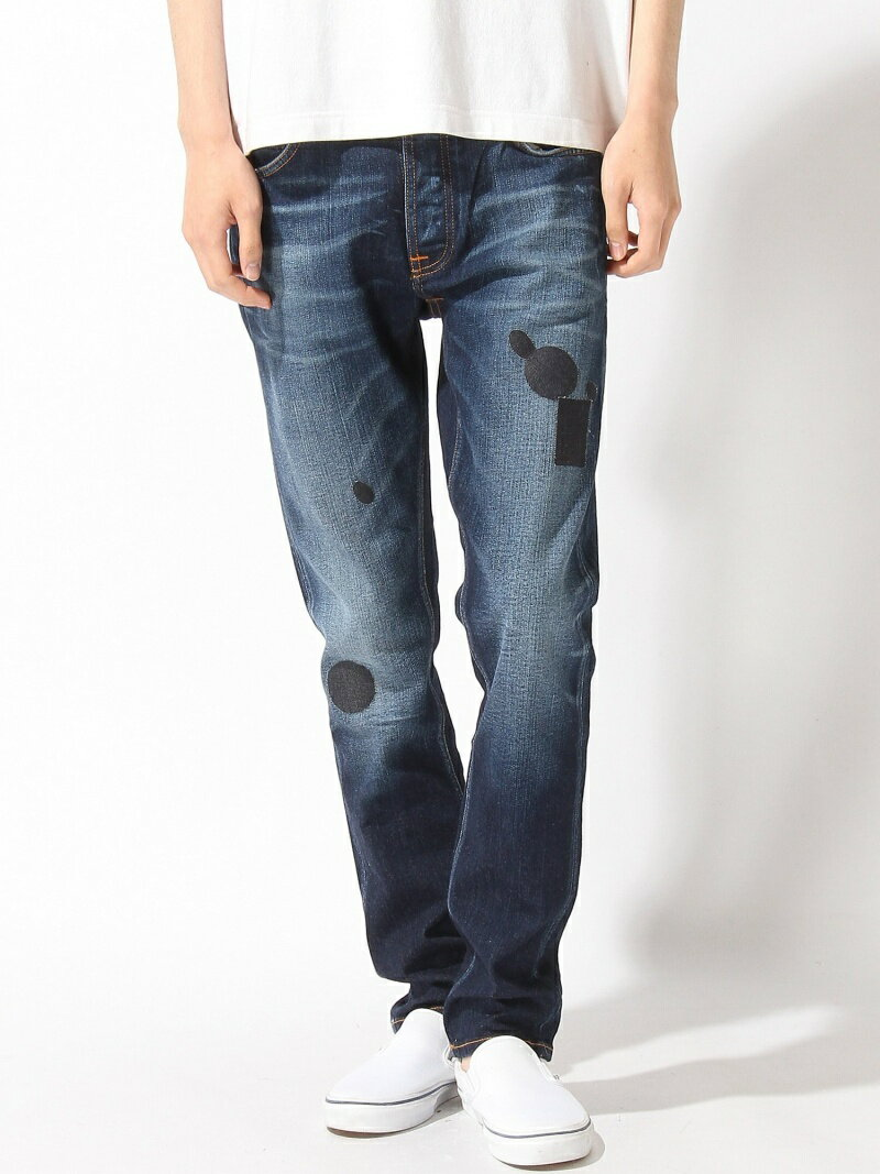 【SALE/20%OFF】nudie jeans nudie jeans/(M)Tilted Tor_スリムジーンズ ヌーディージーンズ / フランクリンアンドマーシャル パンツ/ジーンズ【RBA_S】【RBA_E】【送料無料】