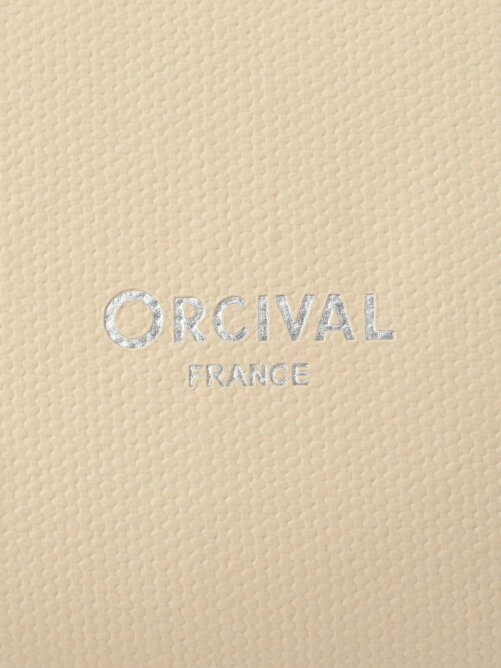 【ORCIVAL】舟形トートバッグ CPV