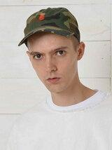 刺繍 CAP
