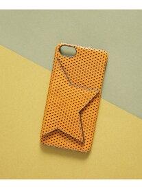 【SALE/40%OFF】Hashibami 別注スターポイントiPhone7,8ケース ナノユニバース 生活雑貨 生活雑貨その他 ブラウン ブルー