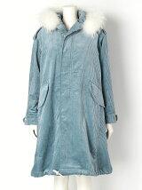 c/pe. Corduroy mods coat