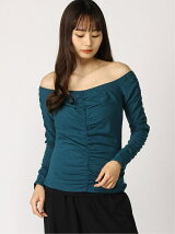 (W)LS SYLVIA RUCHED TOP