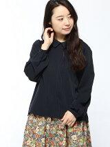 Techichi/JZ衿刺繍シャツ