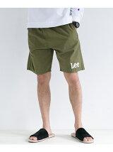 Lee×DOORS-natural- TRAINING SHORTS