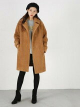 TEDDY LONG COAT