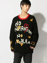 NO INSPIRATION knit