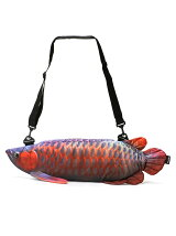 FISH BAG-RED AROWANA