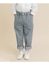 FORK&SPOON Denim Basic Trousers(KIDS)