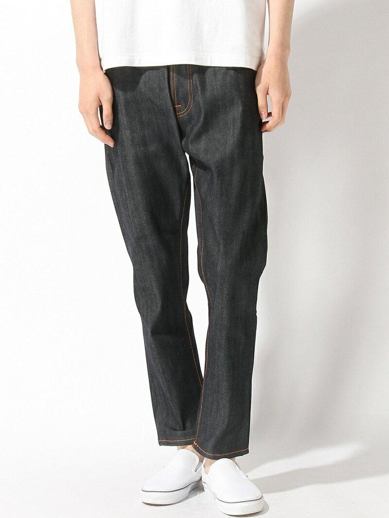 nudie jeans nudie jeans/(M)Brute Knut_スリムジーンズ ヌーディージーンズ / フランクリンアンドマーシャル パンツ/ジーンズ【送料無料】