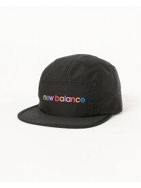 【SALE/30%OFF】BEAMS BOY NEW BALANCE × BEAMS BOY / キャップ ロゴ プリント スポーツ ランニング ビームス ウイメン 帽子/ヘア小物【RBA_S】【RBA_E】