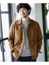 【SALE/10%OFF】nano・universe 《WEB限定》タフシャツジャケット ナノユニバース シャツ/ブラウス シャツ/ブラウス…