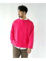 Relax basque knit