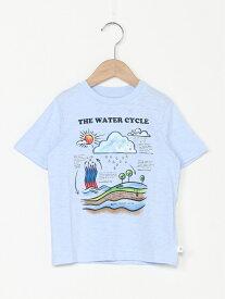 【SALE/24%OFF】GAP (K)グラフィックtシャツ (キッズ) ギャップ カットソー キッズカットソー ブルー