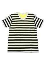 ALOYE / Dot&Stripes 16SS Tシャツ