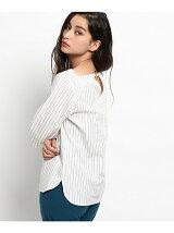 ブライトブロードリングシャツ