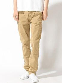 【SALE/30%OFF】nudie jeans nudie jeans/(M)Slim Adam_スリムチノ ヌーディージーンズ / フランクリンアンドマーシャル パンツ/ジーンズ チノパンツ ベージュ【送料無料】
