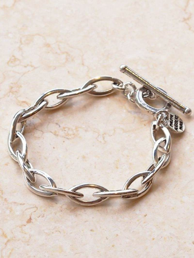 Jewel Changes PHILIPPE AUDIBERT オーバルチェーンブレスレット / bracelet Elton ジュエルチェンジズ【送料無料】