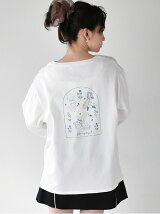 emsexcite/e・m・s bunnyロンTee