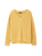 ◆[Weekend Line]ワッフルニット